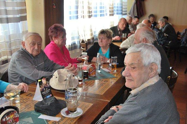 Na setkání vojenských důchodců se nejen bilancovalo, ale i plánovalo.
