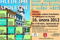 Zdravé město Prachatice.