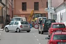 Část ulice Jánská bude uzavřena do 30. duibna.