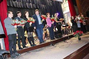 Vánoční koncert ZUŠ ve Volarech nadělil divákům ojedinělý zážitek