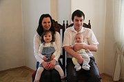 Pavel Hawelka z Perlovic se narodil 2. ledna 2018 a je prvním obyvatelem města Prachatice roku 2018.