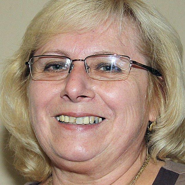 Helena Matějeková, 60let, administrativní pracovnice, Nezávislí pro Netolice.