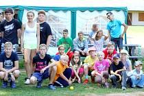 Tábory Domečku Hořovice si užily stovky dětí