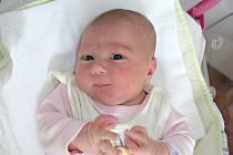 Anna Češková se narodila v pondělí 13. dubna 2015 v 8:22 hodin, vážila 3,69 kg a měřila 48 cm. Manželé Martina a Stanislav si dcerku Aničku odvezou z porodnice domů do Chodouně, kde na ni čeká sestřička Terezka (2 r. 9 měs.).