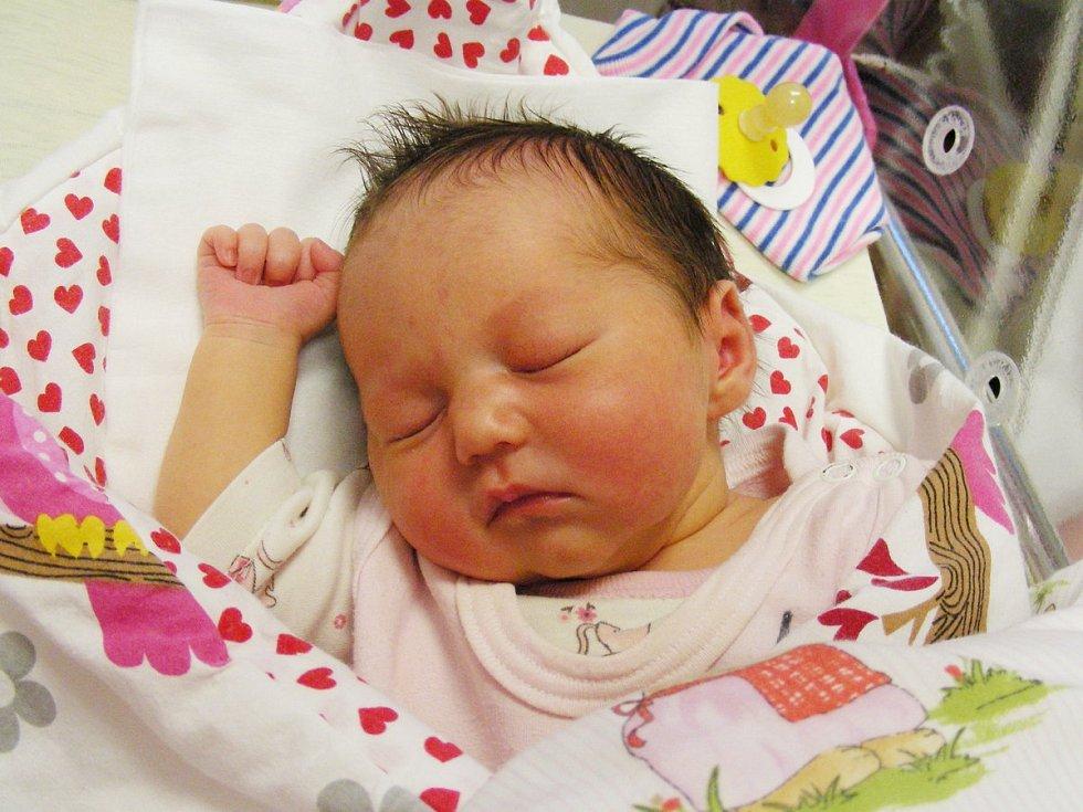Janinka Opatrná prvně pohlédla na svět 16. listopadu 2019, vážila 3,33 kg a měřila 51 cm. Z nového člena rodiny se radují sestřička Veronika (17), rodiče Dana a Jiří.