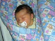 Váhou 4,13 kg a mírou 51 cm se mohl po narození pochlubit Adam Fekiač, prvorozený syn Michaely Kaločové a Juraje Fekiače z Prahy 7 - Holešovic. Adamko prvně pohlédl na svět 9. listopadu 2018.