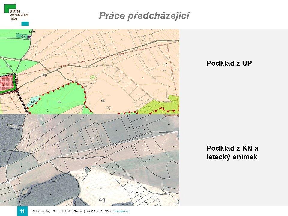 Srbsko - pozemkové úpravy.