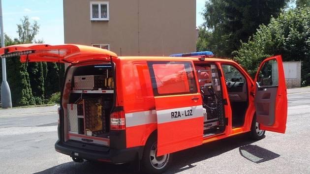 Jedná se už o třetí případ, kdy byl použit berounský AED k záchraně života.