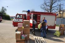 Středočeský kraj si váží pomoci dobrovolných hasičů.