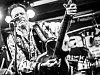 Vojta Hubinger ze skupiny Moped složil hymnu pro florbalisty Králova Dvora.