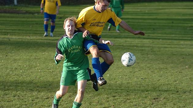Fotbalová příprava - ilustrační foto
