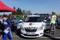 Hořovická městská policie se společně s Policií ČR představila i na setkání záchranného integrovaného systému v Tlustici