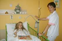 Dětské oddělení hořovické nemocnice čeká rekonstrukce
