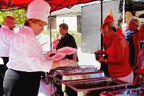 Vaření se zámeckou paní ve Všeradicích