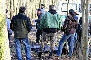 Tělo pohřešovaně Ireny Neffové bylo nalezeno ve čtvrtek 13. března v lese mezi obcemi Vysoký Újzed a Kuchař na Berounsku