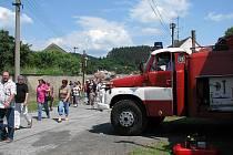 Obec Suchomasty podpoří dobrovolné hasiče