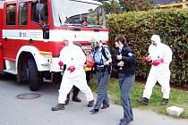 Záchranáři našli v domě mrtvou ženu