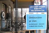 Úprava hořovického vlakového nádraží