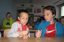 Kurz Ochrana člověka se v hořovické první základní škole koná dvakrát do roka