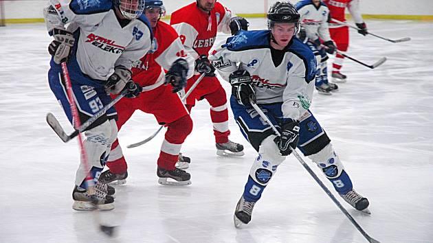 Hokej: Žebrák - Obecnice 2:0
