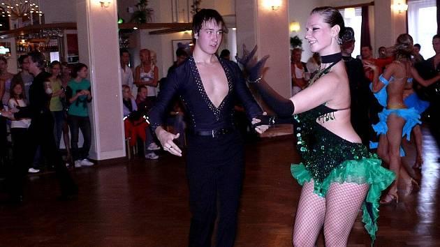 Velká cena Berouna ve sportovním tanci