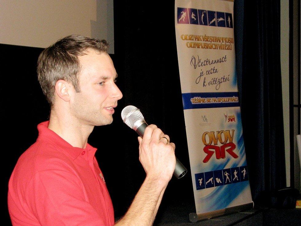 Olympionik Robert Změlík