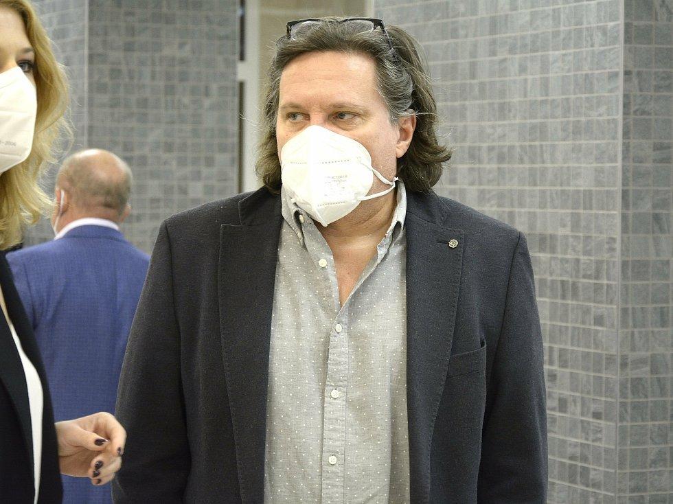 Ředitel Nemocnice Hořovice Michal Průša.
