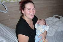S pěknou váhou 4,05 kg přišel na svět 14. září 2019 Marek, syn Šárky Březinové a Martina Žížka. Rodiče si prvorozeného syna odvezli z porodnice domů do Březiny.