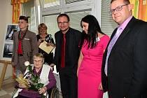 Oslavy 5. výročí Domova seniorů TGM v Berouně