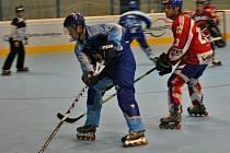 Extraliga inline hokeje: Beroun - Kladno 9:8