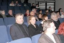 Předávání filmových cen v Berouně.