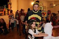 Beroun - Dům dětí a mládeže připravil na maškarní karneval pro děti velmi pestrý program.
