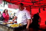 1. Podbrdské rybí slavnosti v Újezdu u Cerhovic