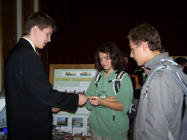 Prezentace škol