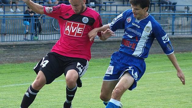 Ondrášovka cup: Králův Dvůr - České Budějovice 0:2