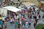 Kulturní léto v Králově Dvoře vyvrcholilo Městskými slavnostmi.