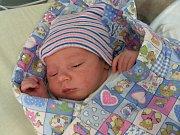 KRYŠTOF spatřil prvně světlo světa 11. března 2018 v hořovické porodnici. Kryštůfek vážil po narození 3,71 kg.