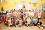 2. základní škola v Berouně: třída 1.A.