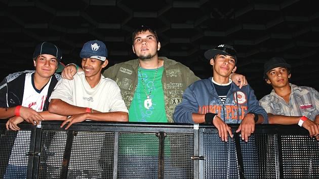 Milovníci hip hopu si na Street connection v Berouně přišli opravdu na své.