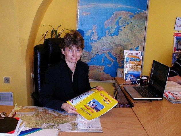 Podle Mileny Kusé z cestovní kanceláře JK travel Beroun jsou ceny last minutů srovnatelné s cenami dovolených u nás.