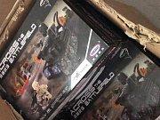 Padělky LEGA našli středočeští celníci ve skladu internetového obchodu