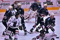 Hokej - 1. liga: Beroun - Benátky 2:0