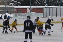 MOP dorost: Zimní stadion Hořovice