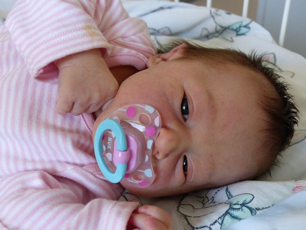 Sára Gallertová se narodila 12. června 2021 v kolínské porodnici, vážila 3050 g a měřila 46 cm. Ve Veltrubech bude vyrůstat s maminkou Denisou a tatínkem Lukášem.