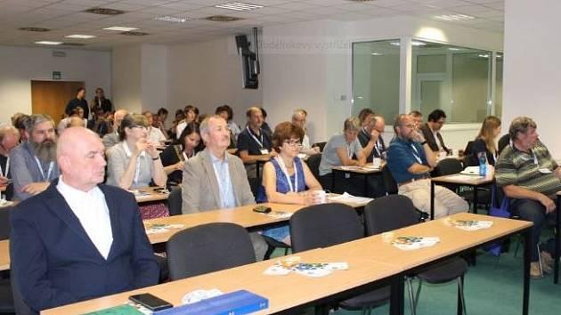 Mezinárodní geologický kongres v Berouně