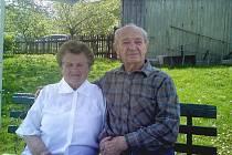 Manželé Kopeckých jsou spolu přes 60 let.