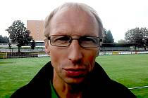 Stanislav Šebek hodnotí výhru na Berounem B