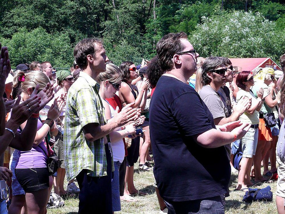 Festival České hrady odstartoval druhý červencový víkend na Točníku.