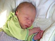 Vojta Novotný se narodil 4. března 2014 manželům Novotným z Ouběnic. Vojtíšek vážil po porodu 3,24 kg a měřil 51 cm. Z bratříčka se raduje sestřička Amálka, která oslaví 12. března 3. narozeniny.
