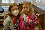Testování v mateřské škole Pod Homolkou v Berouně.